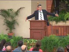Restauremos nuestra responsabilidad financiera en el avance misionero. Les comparto la predica de este domingo 29/05/2016, buenísima! Shalom!