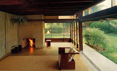 L.A's Schindler House is considered to be the first house built in the Modern style.