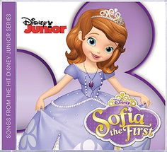 Disney Junior's Sofia the First Soundtrack Giveaway!