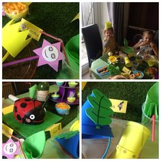 Kid's Party: Ben & Holly's Little Kingdom.