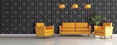 Métamorphoser sa déco en criant « ciseau » avec les tuiles murales Wall Expressions - Nouvelles - Magazine de décoration Sofadéco
