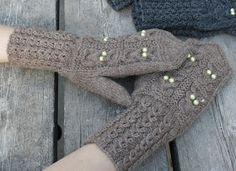 Kaksinkasin: Ei pöllömmät lapaset Fingerless Gloves, Arm Warmers, Mittens, Fingerless Mitts, Fingerless Mitts, Fingerless Mittens, Gloves