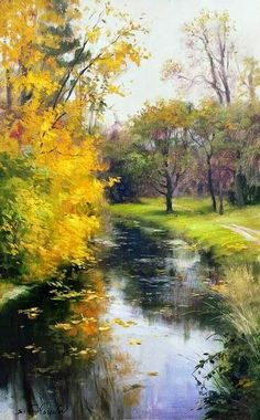 Art for oil paint, watercolor, drawing, anime and graffiti pictures. What is Art ? Watercolor Landscape, Landscape Art, Landscape Paintings, Watercolor Paintings, Watercolor Drawing, Oil Paintings, Beautiful Paintings, Beautiful Landscapes, Pinturas Em Tom Pastel