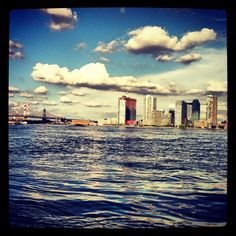 NYC East River Ferry