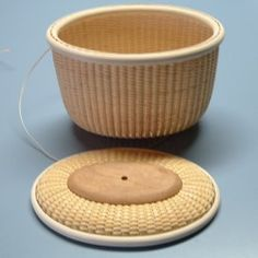 How Nantucket Baskets are Made