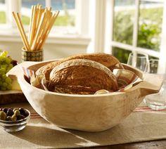PB Found Dough Bowls - Round
