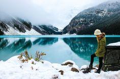 Fotogalerie zasněžených krajin Parc National, National Parks, Banff National Park, Visitar Canada, Voyager Seul, Stations De Ski, Otaru, Voyage Europe, Winter Hiking