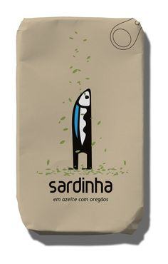 Sardine Packaging.