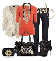 Designer Clothes, Shoes & Bags for Women Casual Chic, Big Girl Fashion, Womens Fashion, Fashion Outfits, Fashion Sets, Fashion Trends, Juicy Couture, Plus Size Fashion, Style Inspiration