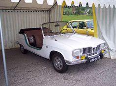 MUST R16 : Club alsacien de Renault 16