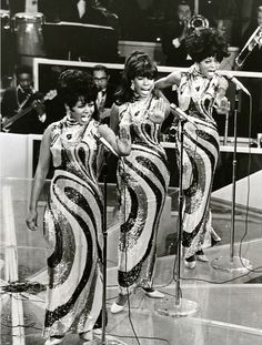 Diana Ross and The Supremes, 1968