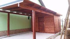 Pergola si casuta din lemn. Living, Construction, Exterior, Outdoor Structures, Decor, Building, Decoration, Outdoor Rooms, Decorating