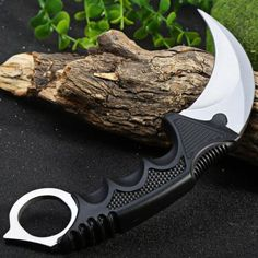 CS-GO-Counter-Strike-Karambit-Knife-Fixed-Blade-Knife-tactical-survival-camping