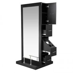 """""""CRETE"""" Double Sided Salon Station (2 Colors, Free Shipping)"""