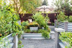 Farmhouse Landscape by Michael Tebb Design