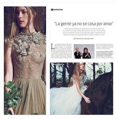 Entrevista a María Díaz de M&M en la Revista C Magazine por Armando Pinedo Fotos Gerardo Valido