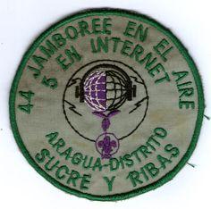 44 Jamboree en el Aire. Aragua