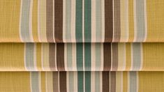 Yellow, bornw, striped, pattern Roman Blinds, Curtains, Yellow, Pattern, Home Decor, Blinds, Decoration Home, Roman Shades, Room Decor
