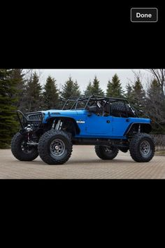 i want to bye my mom a jeep :)