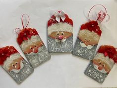 Christmas To Do List, Christmas Ornaments To Make, Christmas Wood, Christmas Gift Tags, Christmas Signs, Christmas Projects, Handmade Christmas, Holiday Crafts, Christmas Decorations