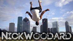 Nick Woodard is 7-facher Weltmeister und wird gemeinhin als bester Freestyle Seilspringer der Welt angesehen!