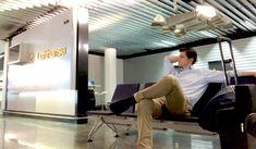Julien Backhaus Frankfurt Airport