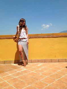 Comprar Falda Marinera Corte Desigual Online, 17,95€