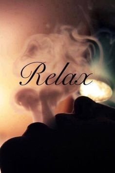 "Relax! Not addicted to ""pot""...but relaxation is another thing.....If I could feel relaxed all the time....nice!  So...I guess you could say I'm addicted to the ""feel good"" part! lol"