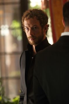Kris Holden-Ried, as Tyson (not Dyson) Marlowe. Amery Dovos' faithful bodyguard. Have you ever written a character just because...Kris Holden-Ried is my just because. Made in Canada!