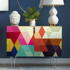 Found it at AllModern - Fulbright Credenza