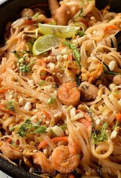 Try this best,spicy,simple and easy authentic pad thai recipe,with vegetables,shrimp,eggs and chicken,with easy authentic pad thai sauce.This recipe of homemade thai food is the best and better than any restaurant or takeout menu.The best pad thai noodles you can try at home. #savorybitesrecipes #padthairecipe #thaifood #padthainoodles #shrimp #chicken #ricenoodles #padthaisauce #dinnerrecipes #easyrecipes Tai Food Recipes, Thai Recipes, Side Dish Recipes, Easy Healthy Recipes, Asian Recipes, Noodles And Company Pad Thai Recipe, Healthy Pad Thai, Thai Rice Noodles, Pad Thai Sauce