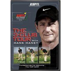 Hank Haney: ESPN Golf Schools - The 3-Club Tour
