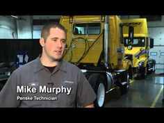 Video: Watch how we celebrate the skills our top fleet maintenance technicians at Penske Truck Leasing during our National Technical Challenge event. #trucking #diesel #jobs #careers