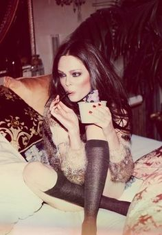 Absolutely Fabulous: Coco Rocha - Covers and Editorials
