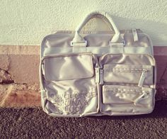 Style Pick // GEORGE GINA & LUCY laptop bag ..cute travel bag too