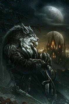 Wherewolf lobisomem