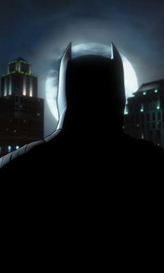 Batman: The Enemy Within, batman, dark, video game, 2017, 480x800 wallpaper