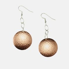 Feature Blog Post Stunning Hammered Copper Disc Earrings Featured on Amazon https://www.fine-handmade-jewelry.com/jewelry-on-amazon/stunning-hammered-copper-disc-earrings-featured-on-amazon/