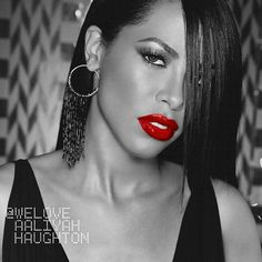 Dedicated to my gurl @livetwirl ♥♥ @aaliyahhaughton ~/•\\~ #Aaliyah #AaliyahHaughton #BabyGirl #TeamAaliyah #AaliyahNation…