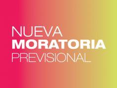 Nueva Moratoria Previsional