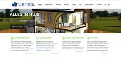 Verisol - Lummen | UP-TO-DATE WebDesign