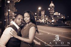 Atlantic Station Engagement pictures 1c