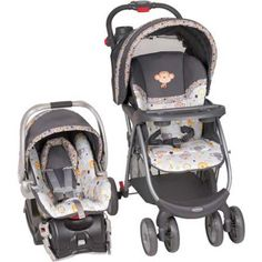 Baby Trend Envy Travel System Bobbleheads So Adorable