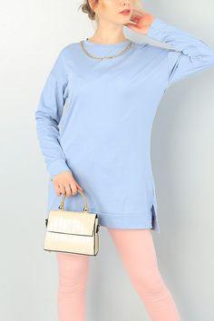 Yeni Sezon Bayan Giyim Modelleri | Modamızbir.Com Sweatshirts, Trainers, Sweatshirt, Sweater, Hoodie, Hoodies, Sweaters
