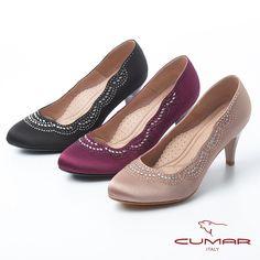 2980-經典優雅 水鑽刺繡風高跟鞋-黑色 - Yahoo!奇摩購物中心 Pumps, Heels, Yahoo, Fashion, Heel, Moda, Fashion Styles, Pumps Heels, Pump Shoes