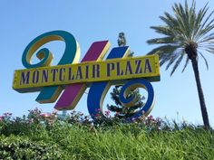 Montclair Plaza Mall in Montclair, CA