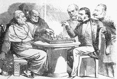 Lars Bremer: Die 32-Steiner (Schach-Satire) Satire, Princess Zelda, Fictional Characters, Strange People, Chess, Sarcasm