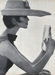 Photographed by Tom Palumbo, Vogue, July 1, 1961