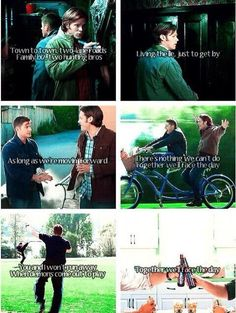 Changing Channels | Sam and Dean [It amuses me to no end that this song is actually about Supernatural and not just some random song... XDDDD ]