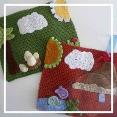 Creative Crochet Workshop: My Dinosaur Crochet Playbook Part #4